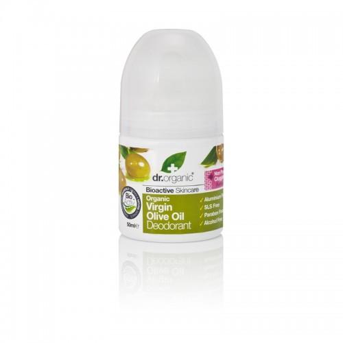 Deodorante Organic all'olio di Oliva 50ml dr. Organic