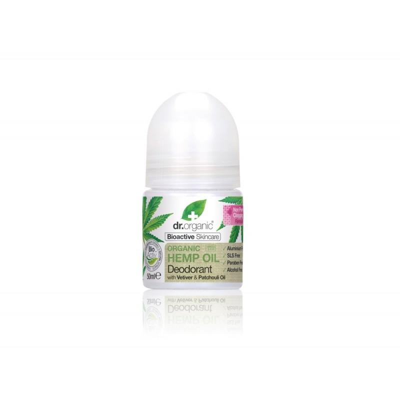 Deodorante Organic  Canapa  50ml dr. Organic