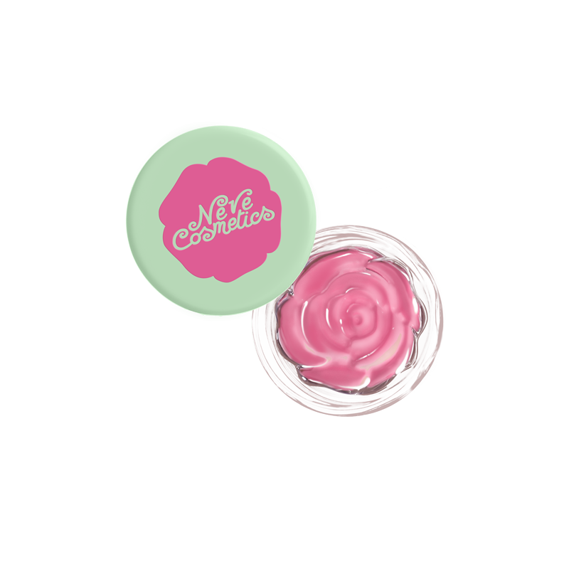 Blush Garden Saturday Rose Neve Cosmetics