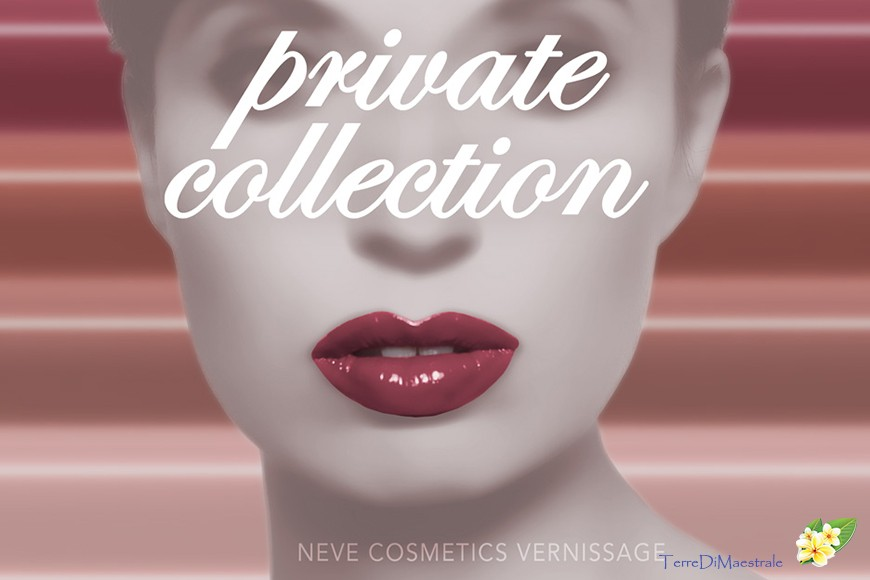 Debutto di Private Collection: I nuovi Vernissage di Neve Cosmetics